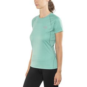 The North Face W's Flex S/S Shirt Bristol Blue